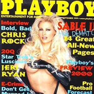 Unopened Playboy Magazine September 1999
